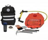 extinguishment equipment set 1