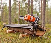 chainsaw sawing machine