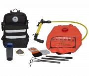 extinguishment equipment set 1